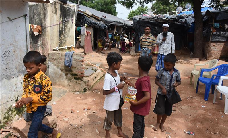 Bangladesh : Campagne de vaccination des enfants Rohingyas