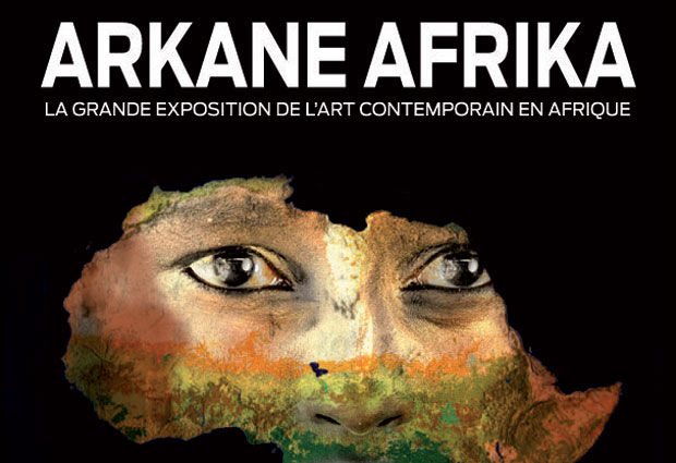 """Vernissage à Casablanca de l'exposition """"Arkane Afrika"""""""