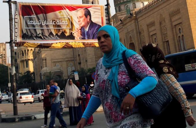 Egypte: HRW interpelle la France pour la visite d'al Sissi