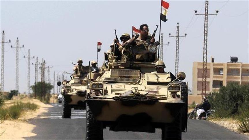 Égypte: 12 hommes armés tués dans des affrontements dans le sud-ouest
