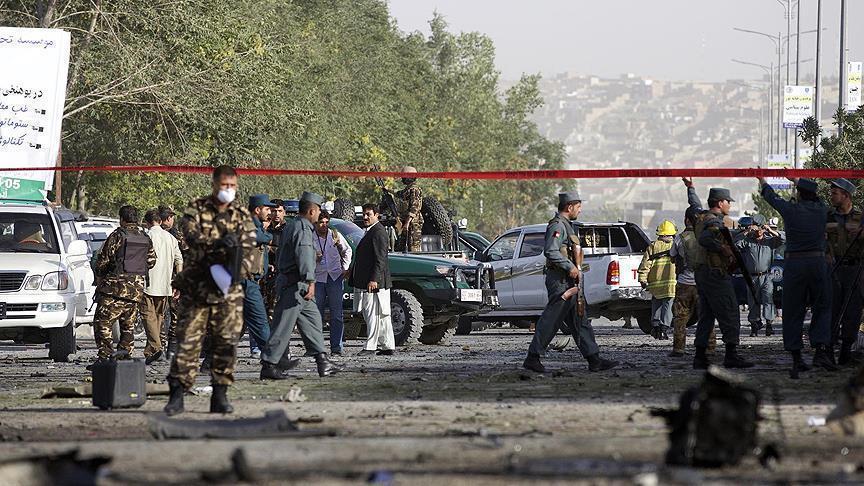 Attentat près de l'ambassade australienne à Kaboul: 5 morts
