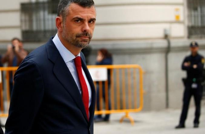 Un des ex-dirigeants catalans remis en liberté sous caution