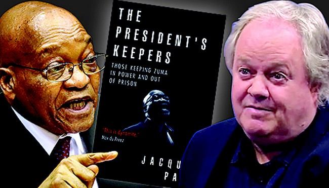 Afrique du Sud: Controverse au sujet d'un livre explosif sur Zuma