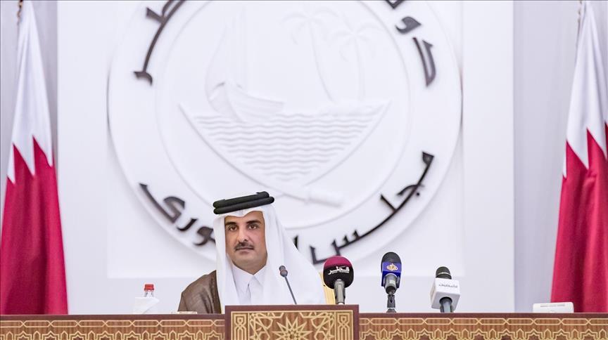Emir du Qatar : Les pays du blocus ne veulent pas d'une solution
