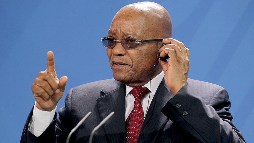 """""""Mugabe est en résidence surveillée"""", selon le président sud-africain"""