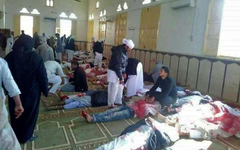Le bilan de l'attaque en Egypte s'alourdit à 305 morts