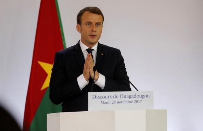 Macron se dit totalement ouvert sur l'avenir du franc CFA