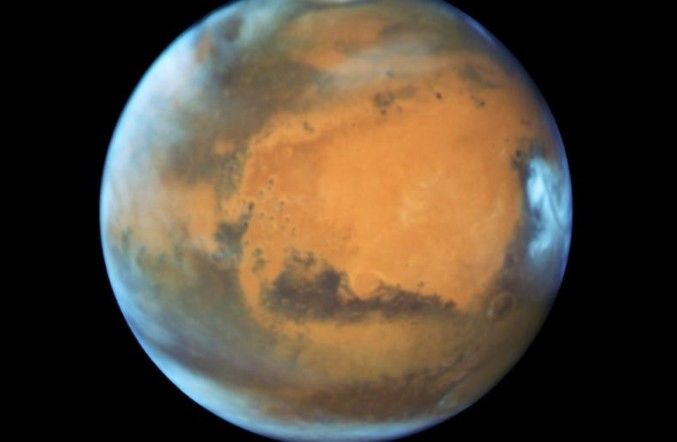 La Nasa prévoit un nouveau type de rover sur Mars en 2020