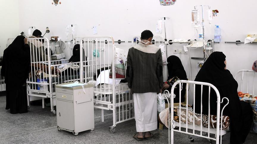 OMS : Plus de 960 mille cas de Choléra signalés au Yémen