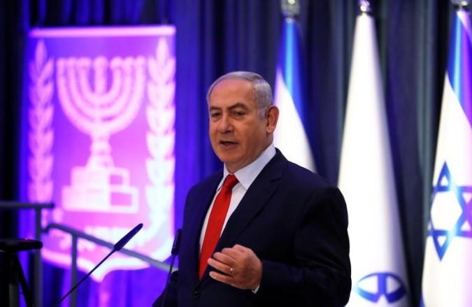 Macron reçoit Netanyahu en plein regain de tensions au Proche-Orient
