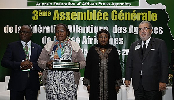Afrique: Remise à Casablanca du Grand Prix de la FAAPA
