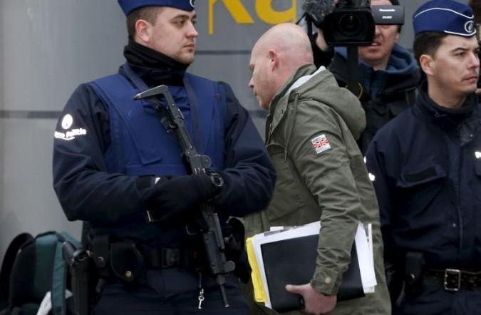 Report du procès à Bruxelles de Salah Abdeslam