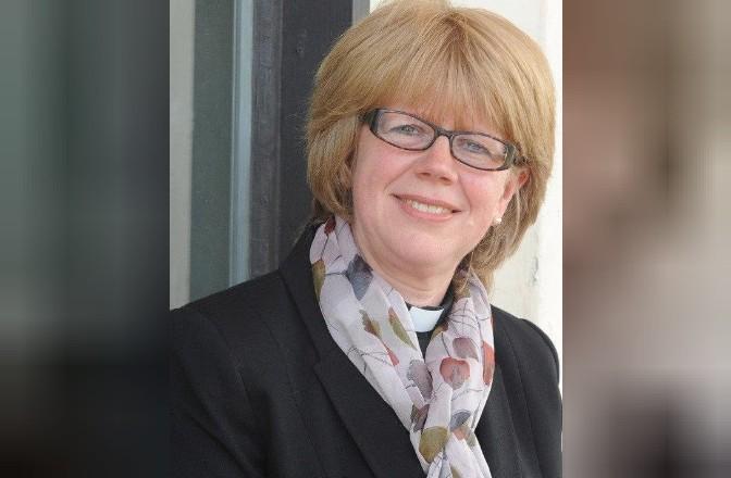Première femme évêque de Londres