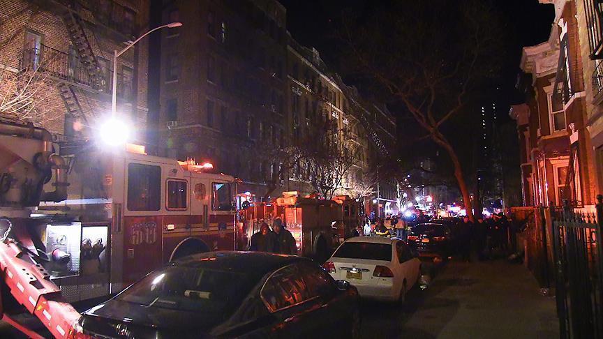 New York : Un incendie dans un immeuble fait 12 morts