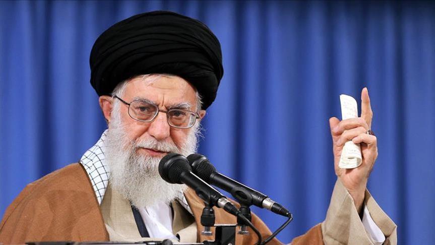 Ali Khamenei accuse les ennemis de l'Iran