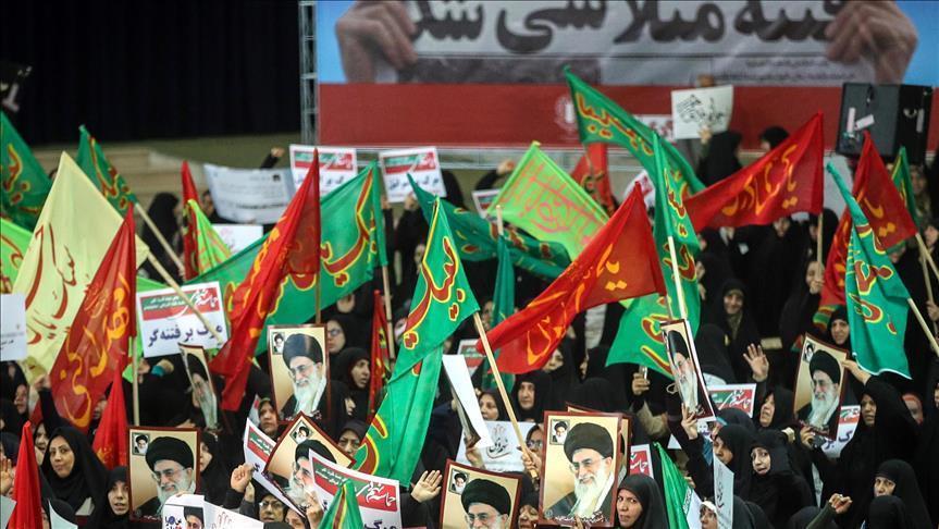 Iran : Manifestations pro-gouvernementales dans plusieurs villes