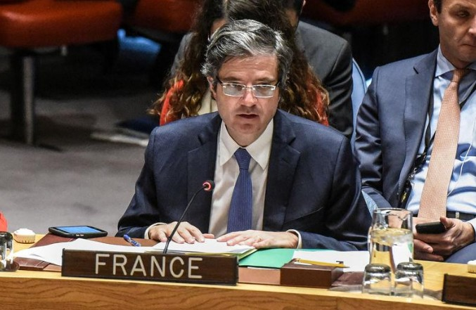 La contestation en Iran ne menace pas la paix internationale, estime l'ambassadeur de France à l'Onu