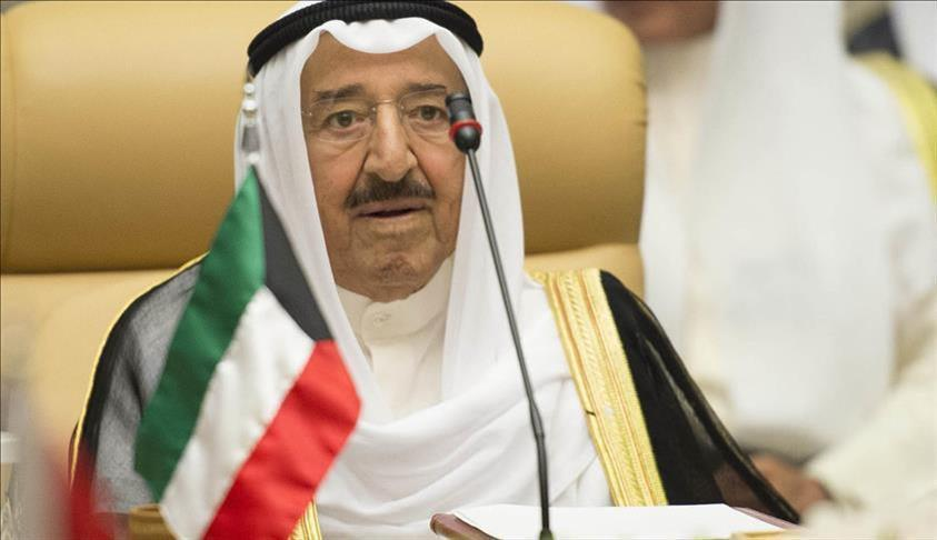 Emir du Koweït : Le différend du Golfe est passager