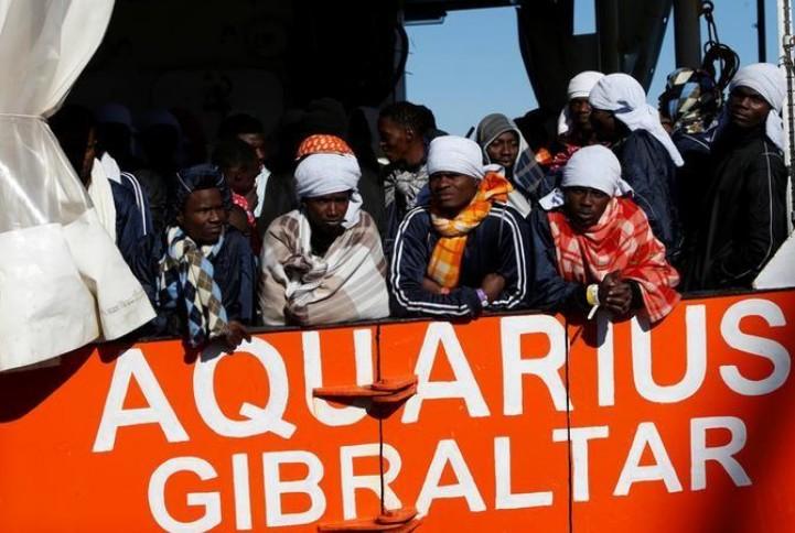 Les humanitaires réclament une flotte au large de la Libye