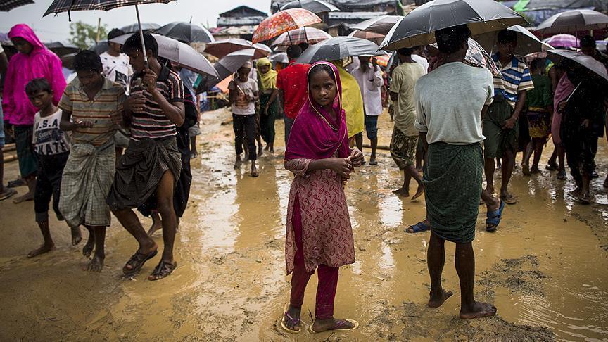 L'ONU : Les vents saisonniers au Bangladesh menacent des dizaines de milliers de Rohingyas