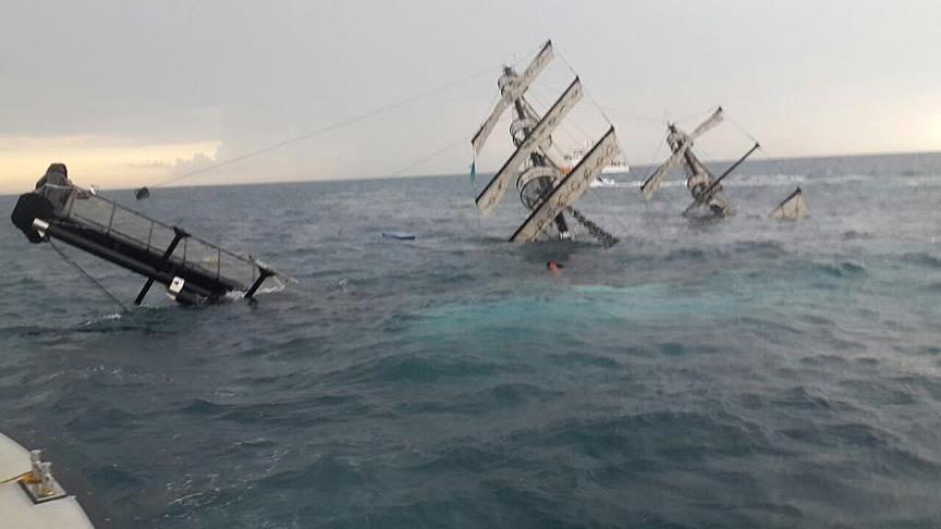Egypte: 12 touristes sauvés de la noyade en Mer Rouge