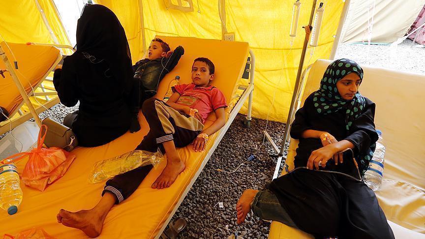 L'OMS fournit des aides urgentes au Yémen