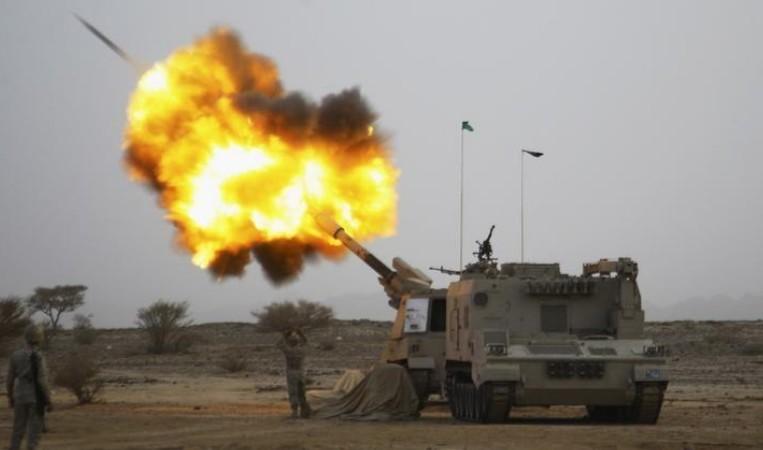 """La France """"vigilante"""" sur ses ventes d'armes à Ryad"""