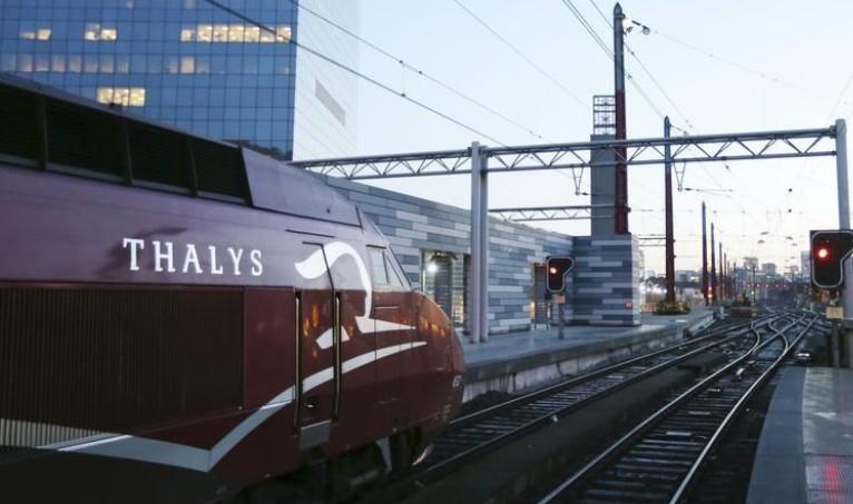 Garde à vue levée dans l'enquête sur l'attaque du Thalys