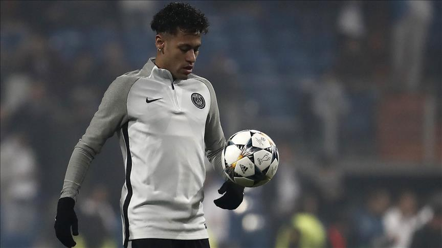 Foot / France - Paris-SG : Neymar sera bien absent contre le Real Madrid
