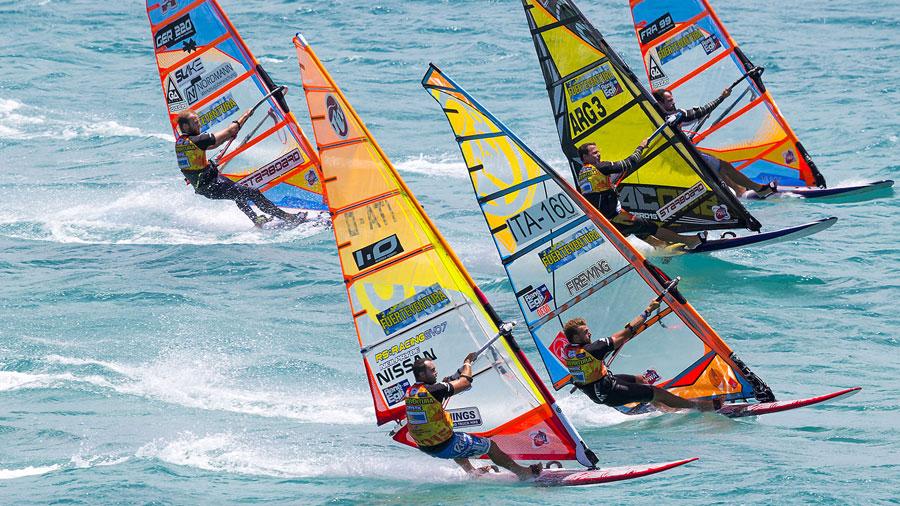 Le Maroc abrite la Coupe du Monde de Windsurf (PWA)