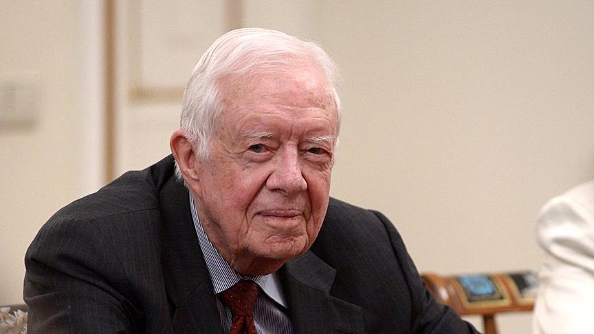 "Carter: La nomination de Bolton est ""la pire"" des erreurs de Trump"
