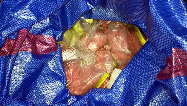 Tanger Med : Mise en échec d'une importante tentative de trafic d'ecstasy vers le Maroc