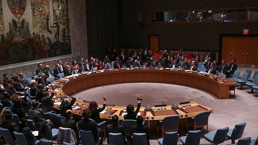 Conseil de sécurité : Projet de résolution russe pour l'envoi d'experts à Douma