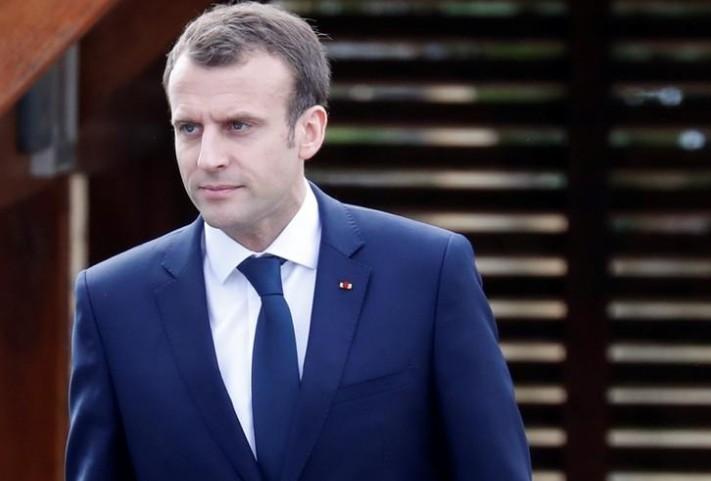 """Douma: La France a des preuves, frappera """"en temps voulu"""", déclare Macron"""