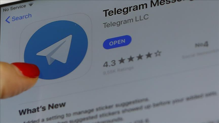 """Russie: Un tribunal ordonne le blocage de """"Telegram"""""""