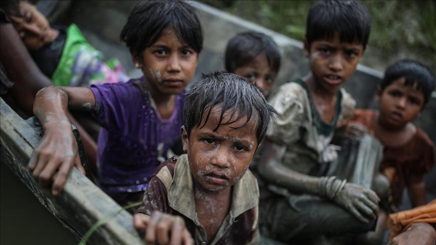 Washington offre 50 millions de dollars d'aides aux Rohingyas au Bangladesh