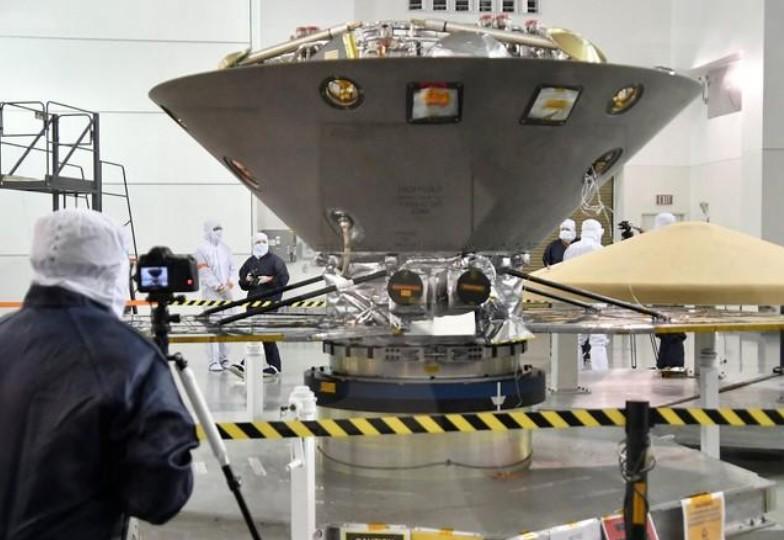 Une fusée Atlas 5 décolle de Californie avec une sonde pour Mars