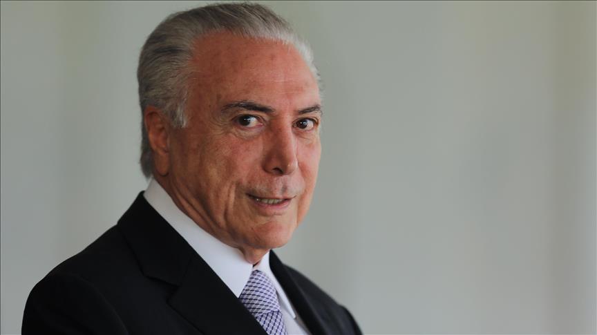 Brésil: Le président Michel Temer, impliqué dans plusieurs scandales?