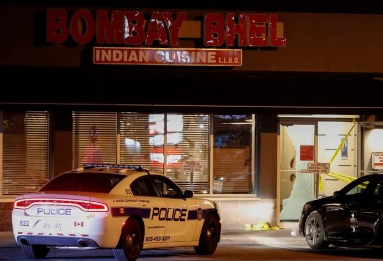 Attentat à la bombe dans un restaurant au Canada, 15 blessés