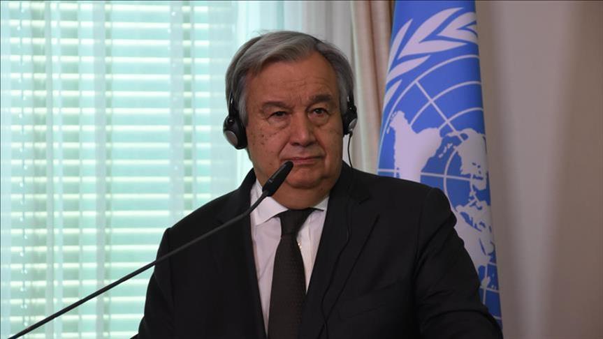 Mali: Guterres veut un appui plus fort à la force G5 Sahel