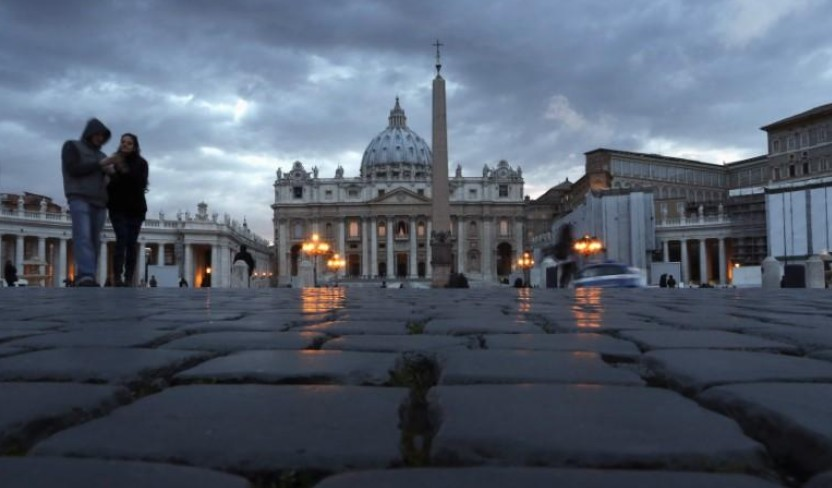 Des pétroliers au Vatican pour une conférence sur le climat