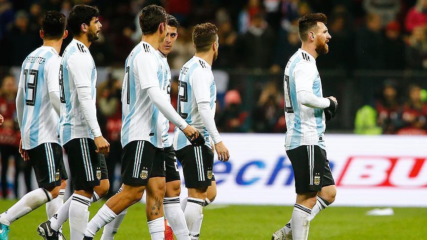 FIFA - Matchs amicaux : L'Argentine n'ira pas en Israël