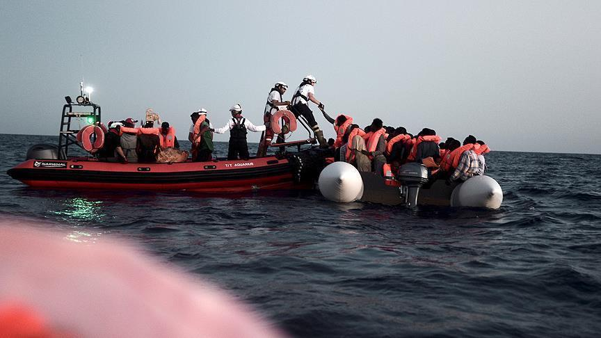 Italie : Transfert vers l'Espagne de la majorité des migrants de l'Aquarius