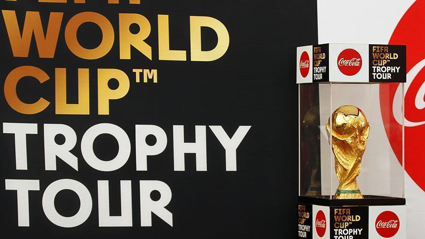 FIFA : Le Mondial 2026 se déroulera au Canada, Mexique et Etats-Unis