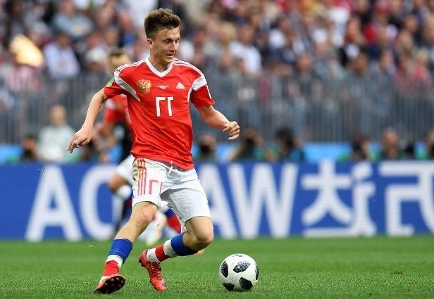 Mondial-2018 - Golovin, la promesse d'une nouvelle Russie