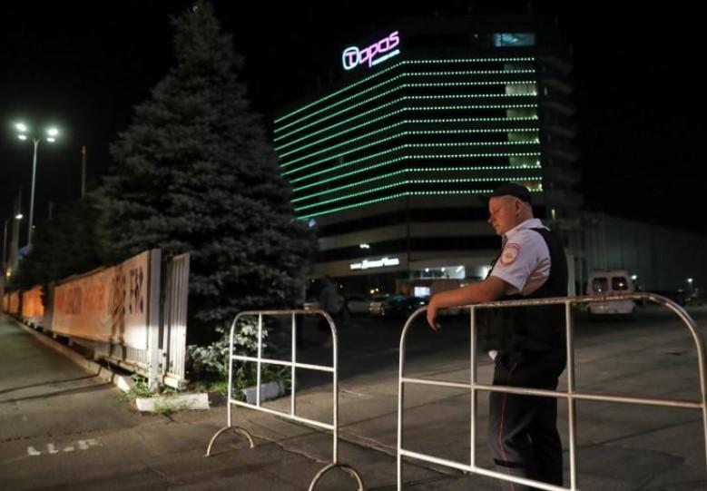 Mondial: La police russe signale des menaces d'attentats à Rostov