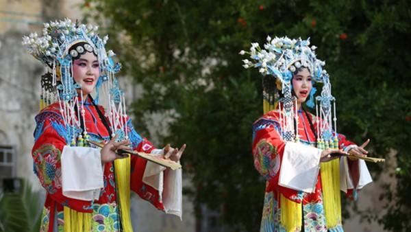L'art chinois s'invite au Festival de Fès des musiques sacrées du monde