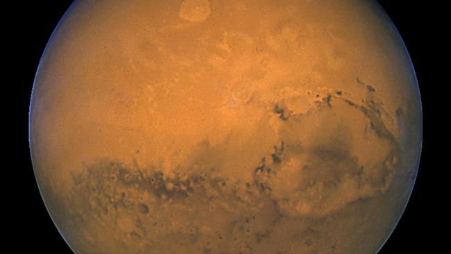 La formation de Mars a été très rapide (étude)