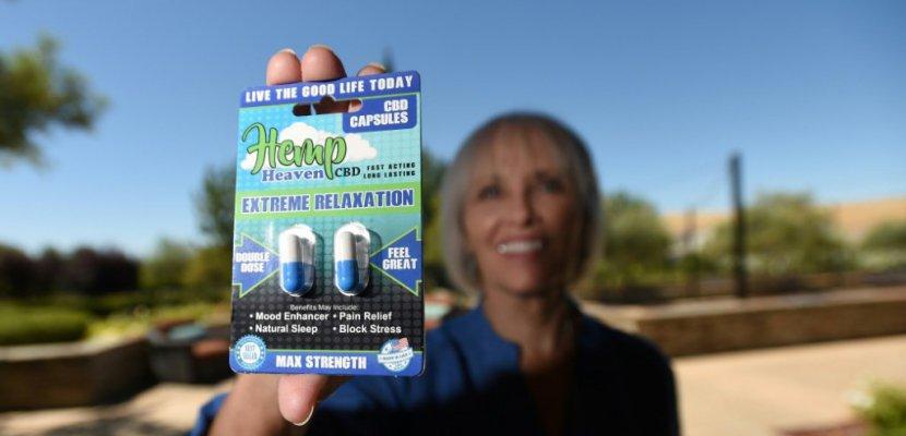 Aux Etats-Unis, des seniors accros à la marijuana médicale