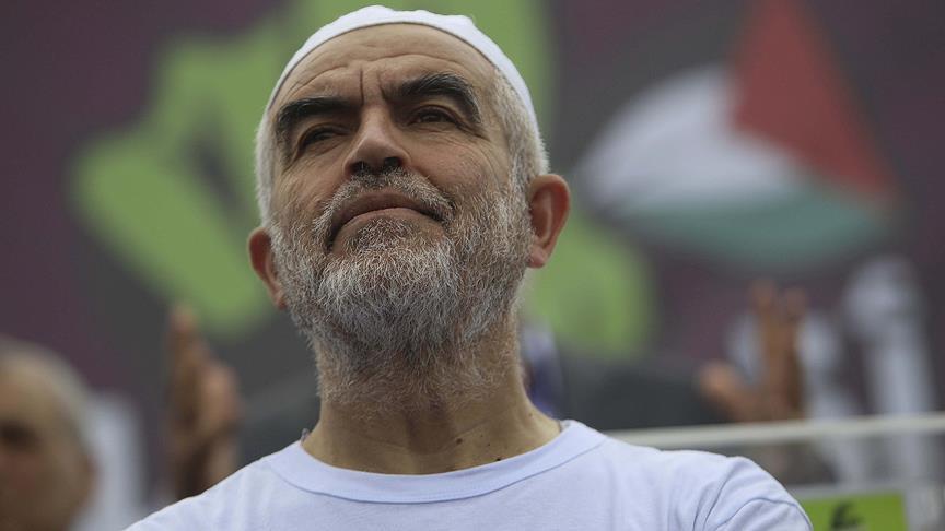 Israël : Report du verdict sur la libération conditionnelle de Raed Salah